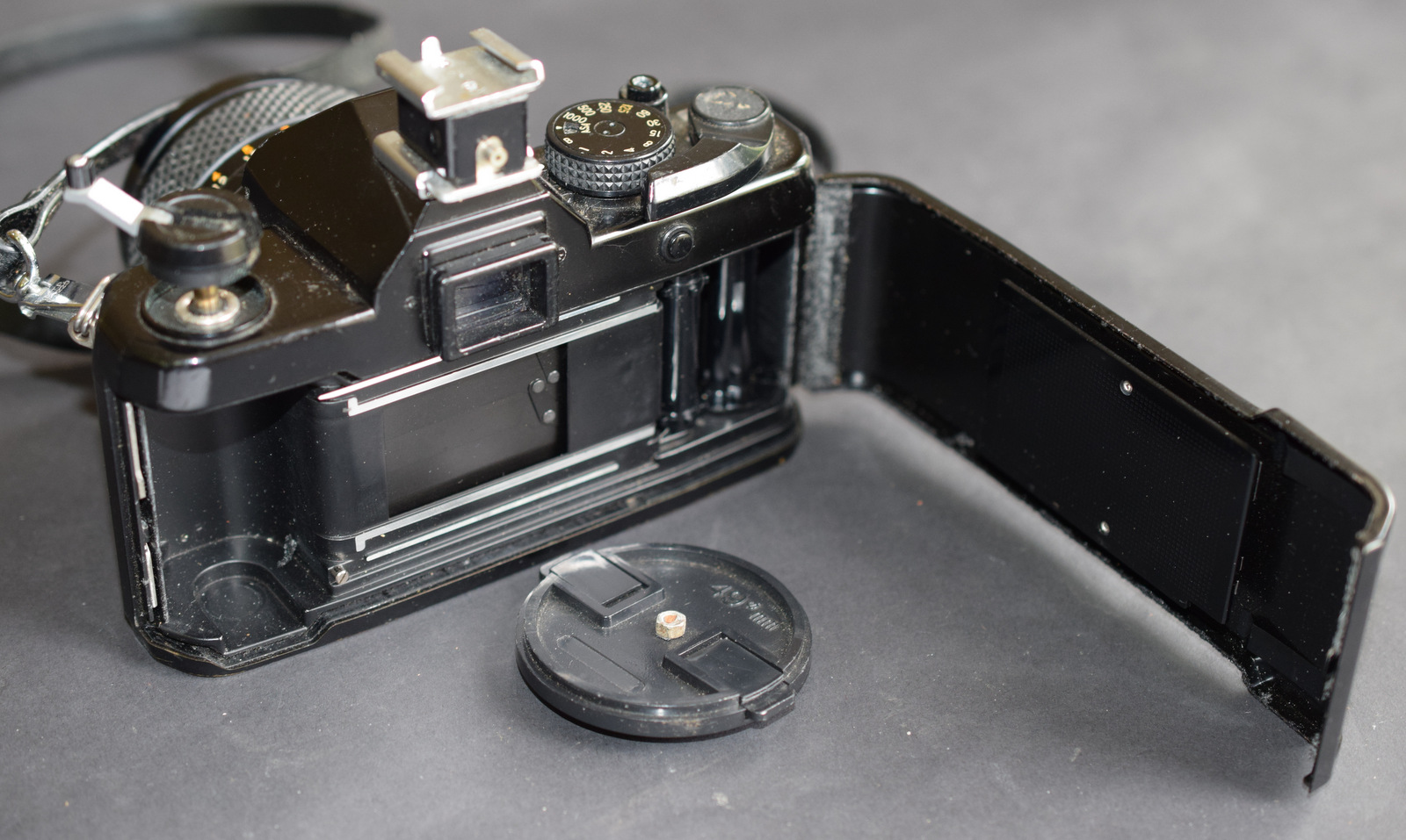 Lot 18 - Yashica FX-3 35mm Camera