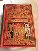 Debretts Peerage , Baronage And Knightage 1904