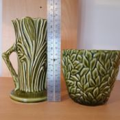 Collection Of Sylvac Pottery