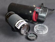 Sigma Zoom Camera Lens 75-250Mm 1:4-5