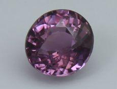 Pink Sapphire, 1.01 Ct