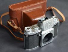 Praktica Fx Camera Body