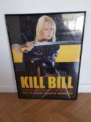 'Kill Bill' Cinema Poster