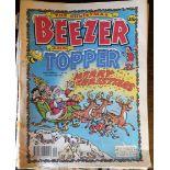 Vintage 14 x Comics Beezer & Topper 1991