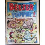 Vintage 17 x Comics Beezer & Topper 1992