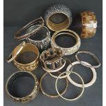 Parcel of Costume Jewellery Bracelets