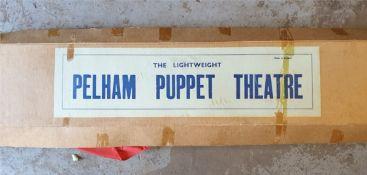Vintage Pelham Puppet Theatre Boxed Plus Plays Book