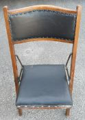 Antique Stakmore Folding Chair