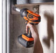 (JH55) 20V Max Impact Wrench 20V Max 2Ah battery included is compatible with other tools in th...