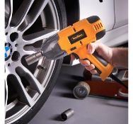 (JH19) 240V Impact Wrench Select the direction of force for tightening & loosening Remove rus...