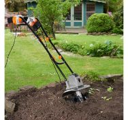 (GL29) Electronic 1050W Tiller Powerful 1050W motor and extra long 10m cable Capable of tilli...