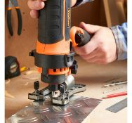(JH31) Deluxe Spin Saw Multi-purpose power tool Cut, Grind, Polish, Sand, Sharpen, Engrave, E...