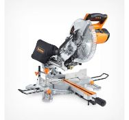 (DD59) 2000W Sliding Mitre Saw Make precision cuts with the powerful 2000W Sliding Mitre Saw ...