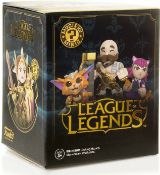 A Box Of 12 Brand New Unopened Funko League Of Legends Mystery Minis Vinyl Figures,