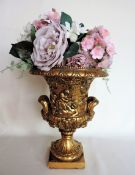 Vintage French Rococo Gilt Table Centrepiece