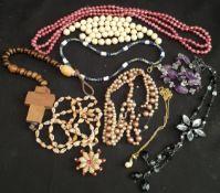 Parcel of Costume Jewellery