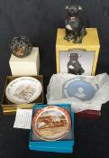 Vintage Parcel of Wedgwood Royal Worcester Coalport & Figures
