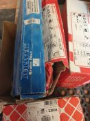 Car Parts 40 + Items, Water Pumps, Brake Discs, Wiper Switch And More