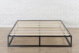 "Zinus Joseph Super King Size 10 "" Modern Studio Platforma Low Profile Bed Frame"