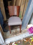 2 X Repton Oak Side Chairs Rrp £149 Each (£298)