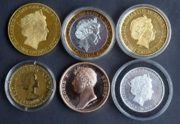 Collection Of Collector's Coins & Wallets