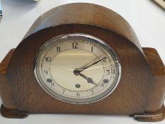 Garrard Mantle Clock