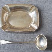 Silver Presentation Set
