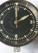 Ww2 Luftwaffe Cockpit Clock