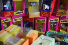 Box Of Tetley Tea Collectables