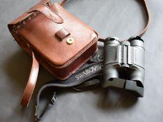 Swarovski Habicht 8X30WB Binoculars In Case
