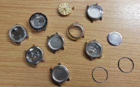 7 Bulova Accutron Cases