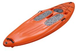 6 X Paddle Board Orange (Zzkaypb)