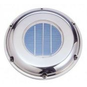 4 X Deluxe Solar Stainless Steel Vents (Zzsvt224Sr)