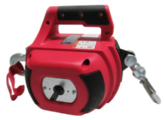 1 X 227Kgs Drill Powered Baby Winch. 4Mm X 12M Wire Rope (Acebw500)