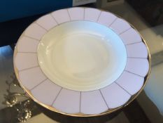 Havilland Dinner Service 'Haviland Limoges Illusion Lavender'