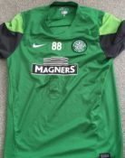 Celtic FC Top Signed by Gary Hooper