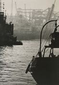 OSCAR MARZAROLI 'Shipbuilding On The Clyde' Archival Photograph