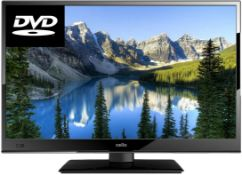 (27) 1 x Grade B - Cello C16230F 16 inch Black HD Ready LED TV with DVD Player Built In.(27) 1 x