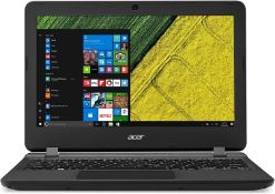 (99) 1 x Grade B - Acer Aspire ES1-132 11.6-Inch Notebook - (Black) (Intel Celeron N3350