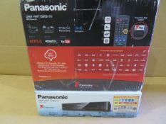 (31) 1 x Grade B - Panasonic DMR-HWT150EB Smart Network HDD Recorder with Freeview Play.