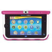 (87) 1 x Grade B - Vtech Innotab Max 7 Inch Kids Tablet Android 4.2 Dual Core 8GB Pink.(87) 1 x