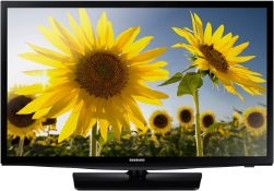 "(26) 1 x Grade B - Samsung UE19H4000AW - LED-TV, 48.26 cm (19 ""), CMR 100Hz, HyperReal Engine, ..."