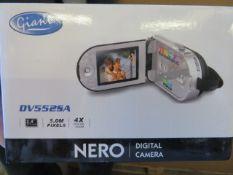 (50) 1 x Grade B - Nero Digital Camera DV552SA Camcorder - 5 Mega Pixel.(50) 1 x Grade B - Nero