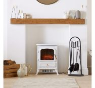 (HZ109) 1850W Portable Electric Stove Heater Two heat settings - 925W or 1850W Heats rooms up...