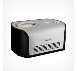 (MY92) Ice Cream Maker With Compressor Despite the powerful compressor, the unit is small enou...