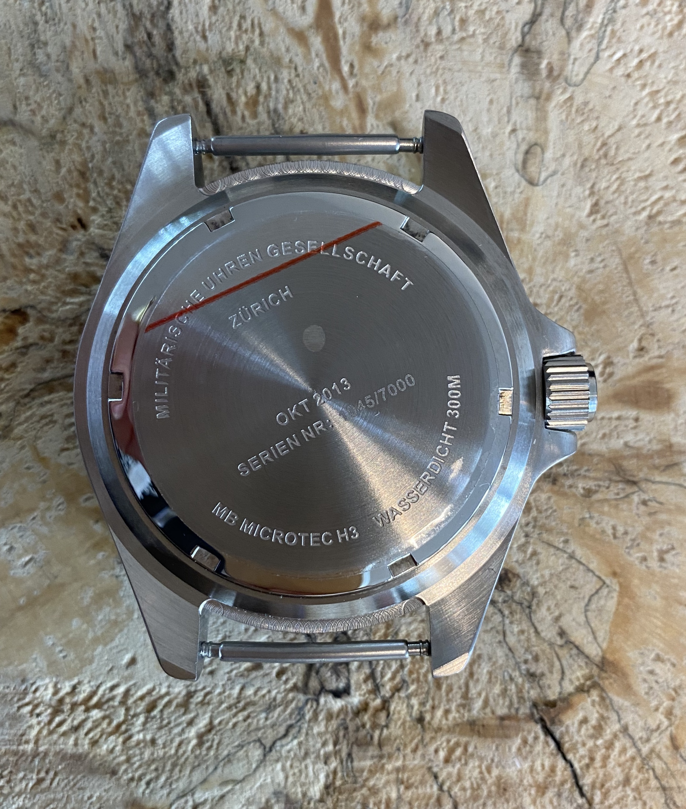 Lot 17 - MWC Submriner GTLS Automatic 300m (*24 MONTH GUARANTEE)* OFFICIAL DEALER
