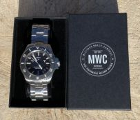MWC Military Divers Automatic Watch *24 MONTH GUARANTEE* (Official Dealer)