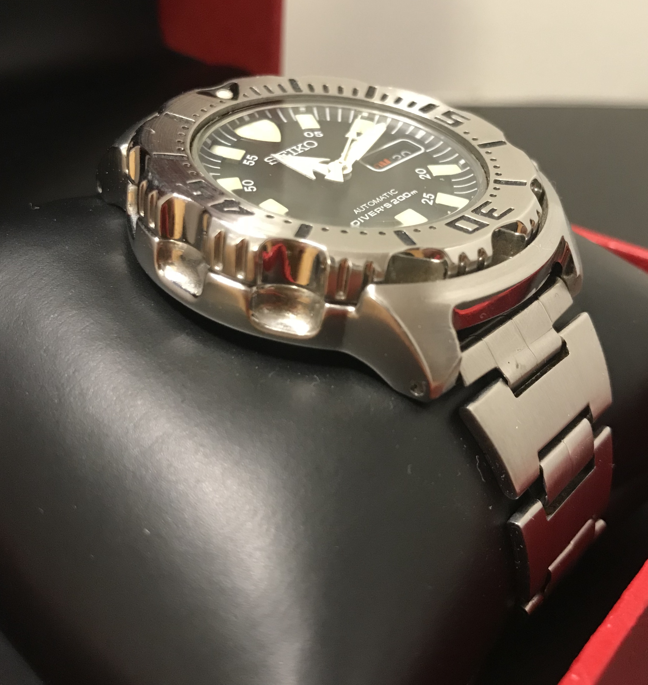 Seiko Automatic Divers 200m - Image 3 of 10