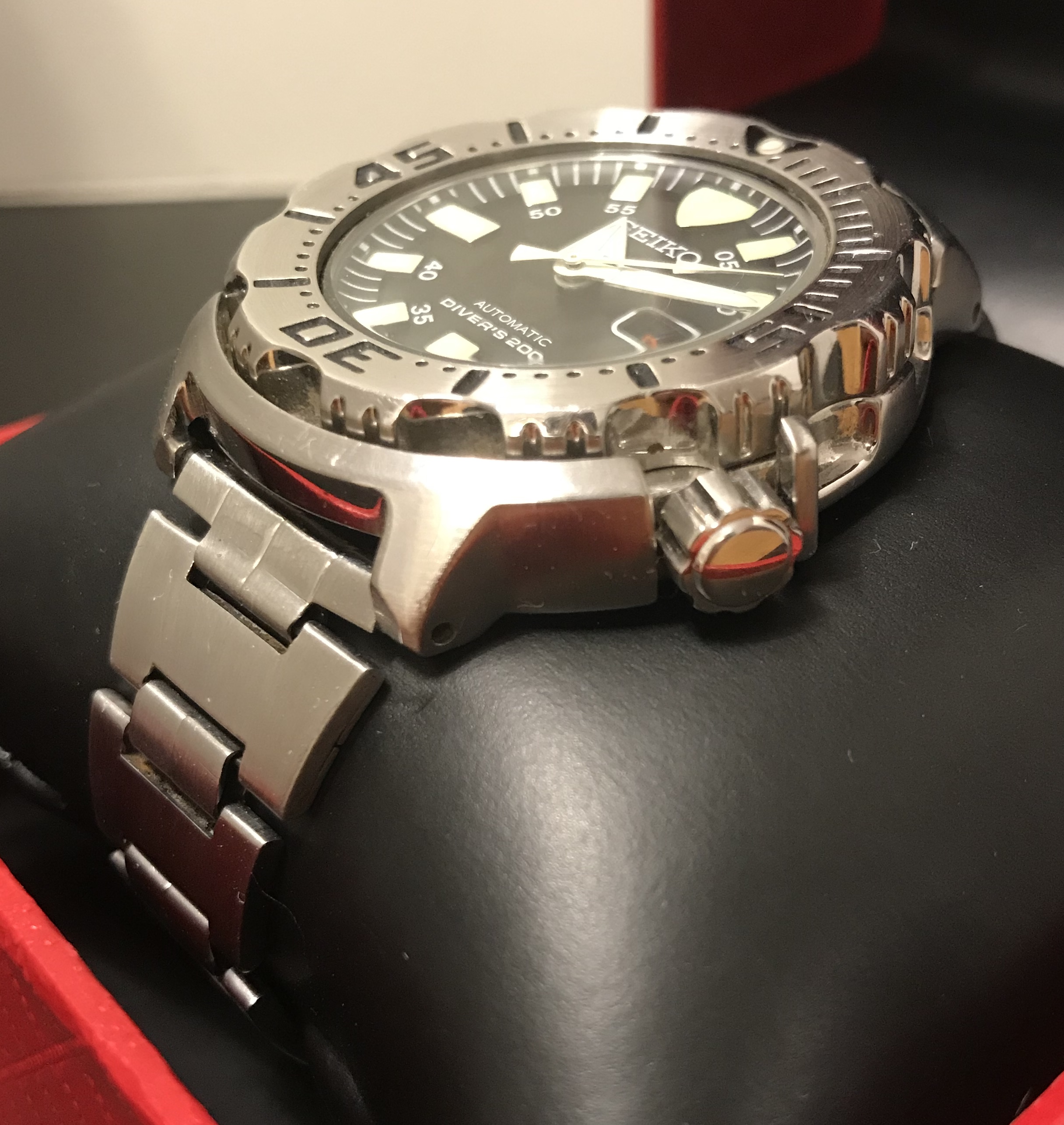 Seiko Automatic Divers 200m - Image 2 of 10