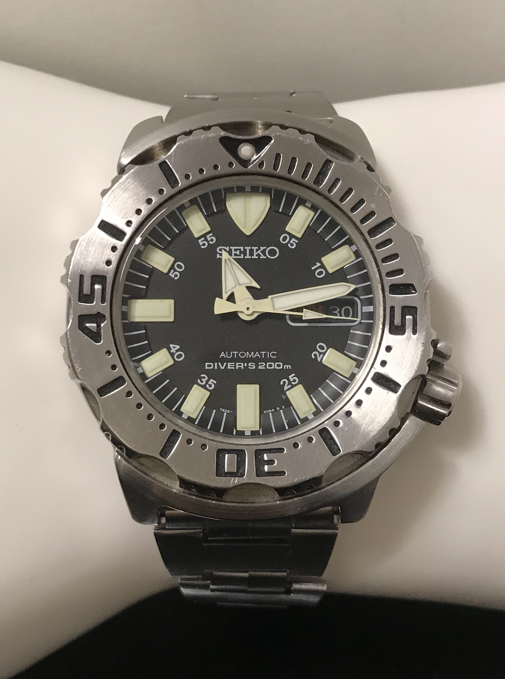 Seiko Automatic Divers 200m - Image 8 of 10